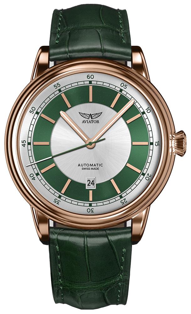 Aviator V.3.32.2.271.4 - zegarek męski