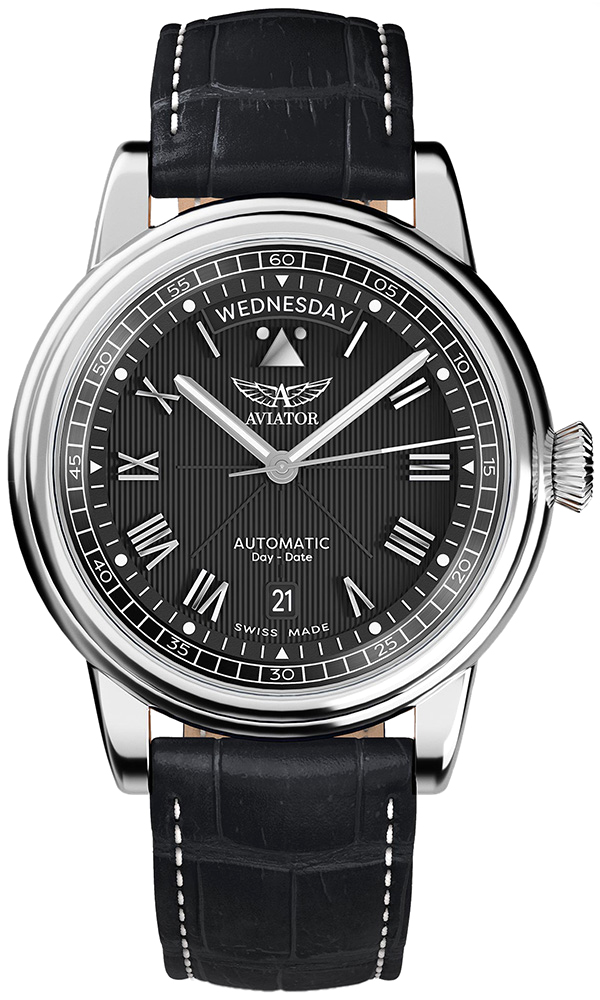 Aviator V.3.35.0.274.4 - zegarek męski