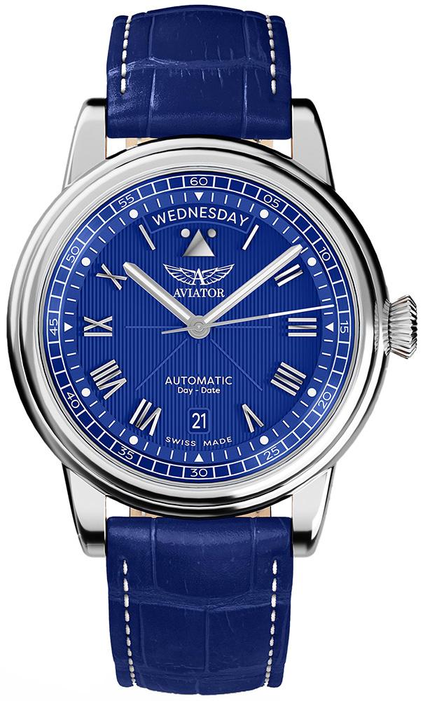 Aviator V.3.35.0.276.4 - zegarek męski