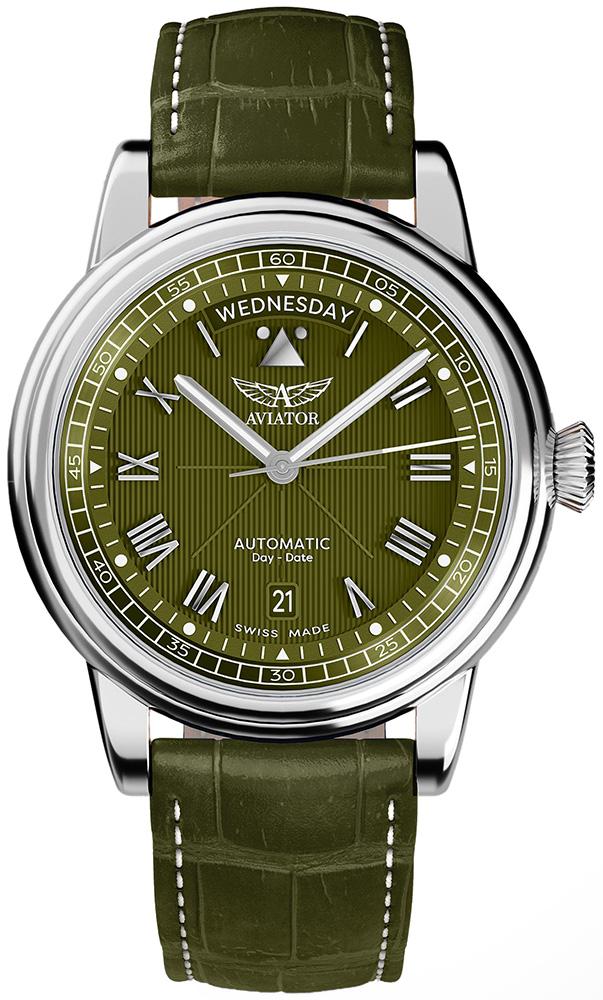Aviator V.3.35.0.278.4 - zegarek męski