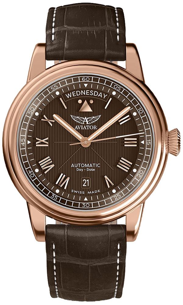 Aviator V.3.35.2.280.4 - zegarek męski