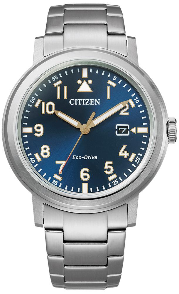 Citizen AW1620-81L - zegarek męski