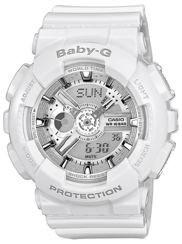 Baby-G BA-110-7A3ER - zegarek damski