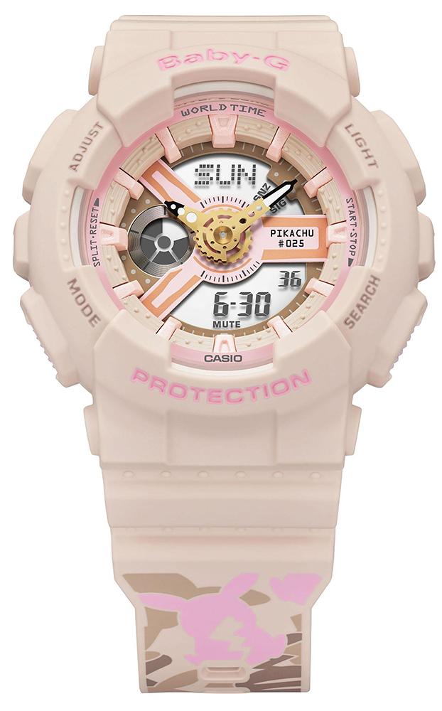 Casio Baby-G BA-110PKC-4AER - zegarek damski