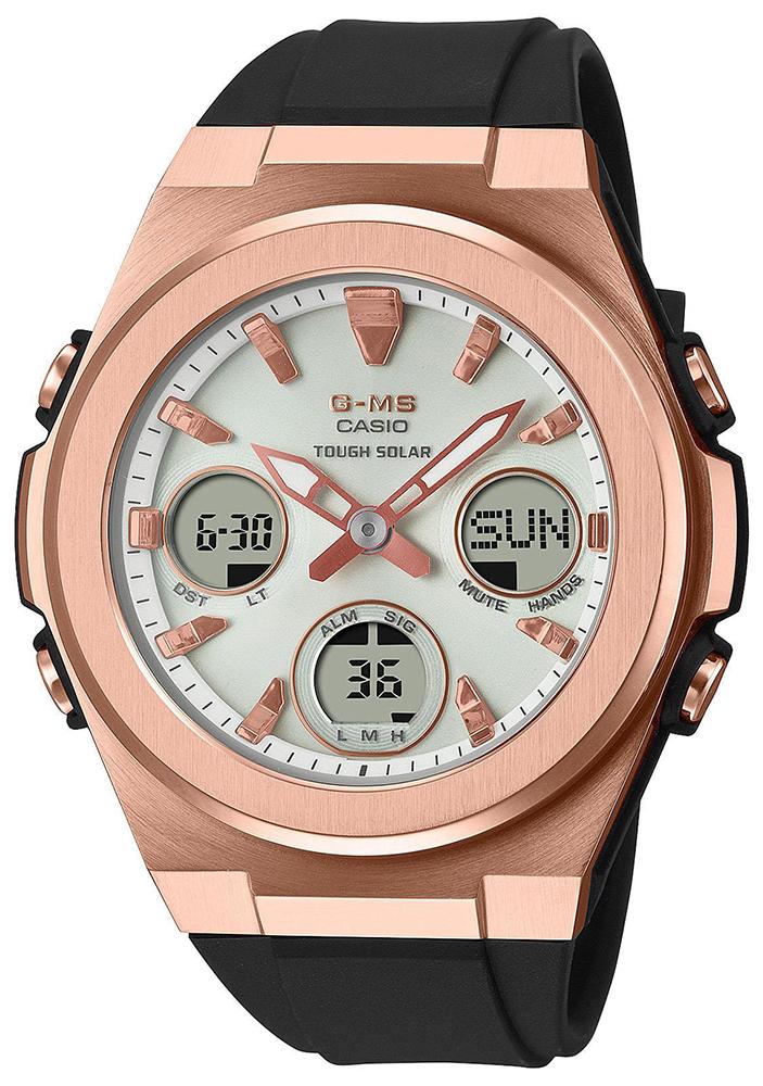 Baby-G MSG-S600G-1AER - zegarek damski