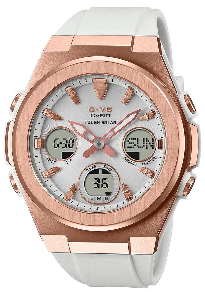 Baby-G MSG-S600G-7AER - zegarek damski