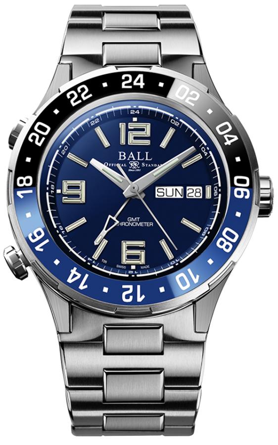 Ball DG3030B-S1CJ-BE - zegarek męski