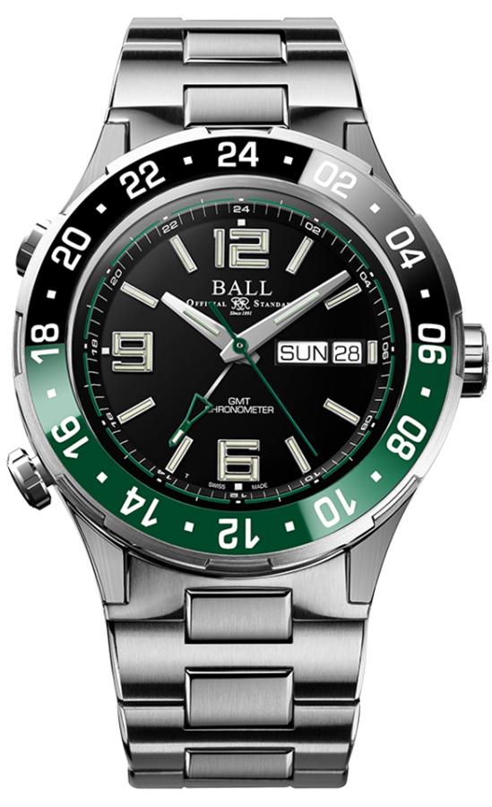 Ball DG3030B-S2C-BK - zegarek męski