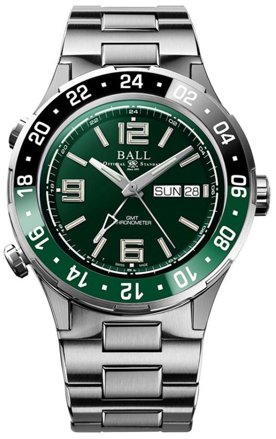 Ball DG3030B-S2C-GR - zegarek męski