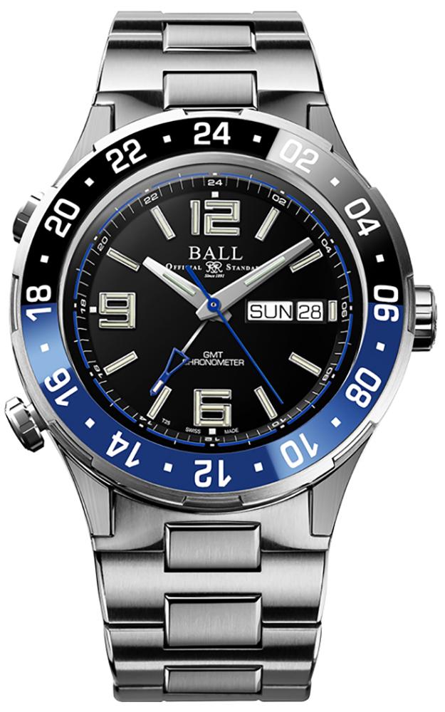 Ball DG3030B-SJCJ-BK - zegarek męski