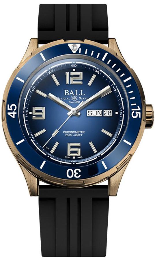 Ball DM3070B-P1CJ-BE - zegarek męski