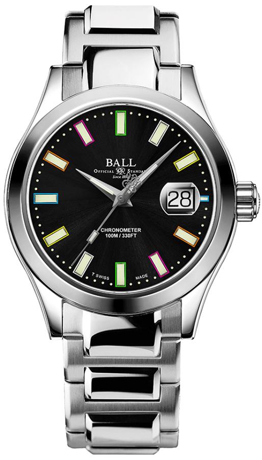 Ball NM2026C-S28C-BK - zegarek męski