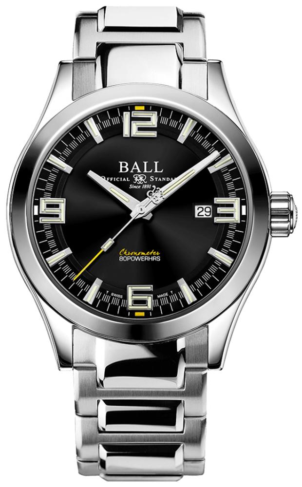 Ball NM2128C-SCA-BK - zegarek męski