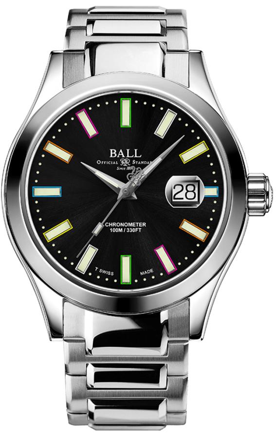 Ball NM9028C-S29C-BK - zegarek męski