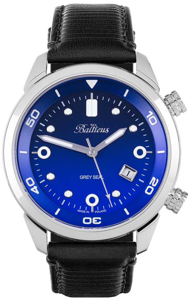 Balticus BALGSBL - zegarek męski
