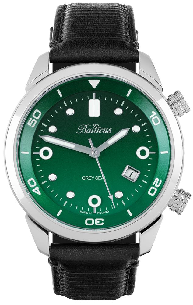 Balticus BLT-BALGSGRN - zegarek męski