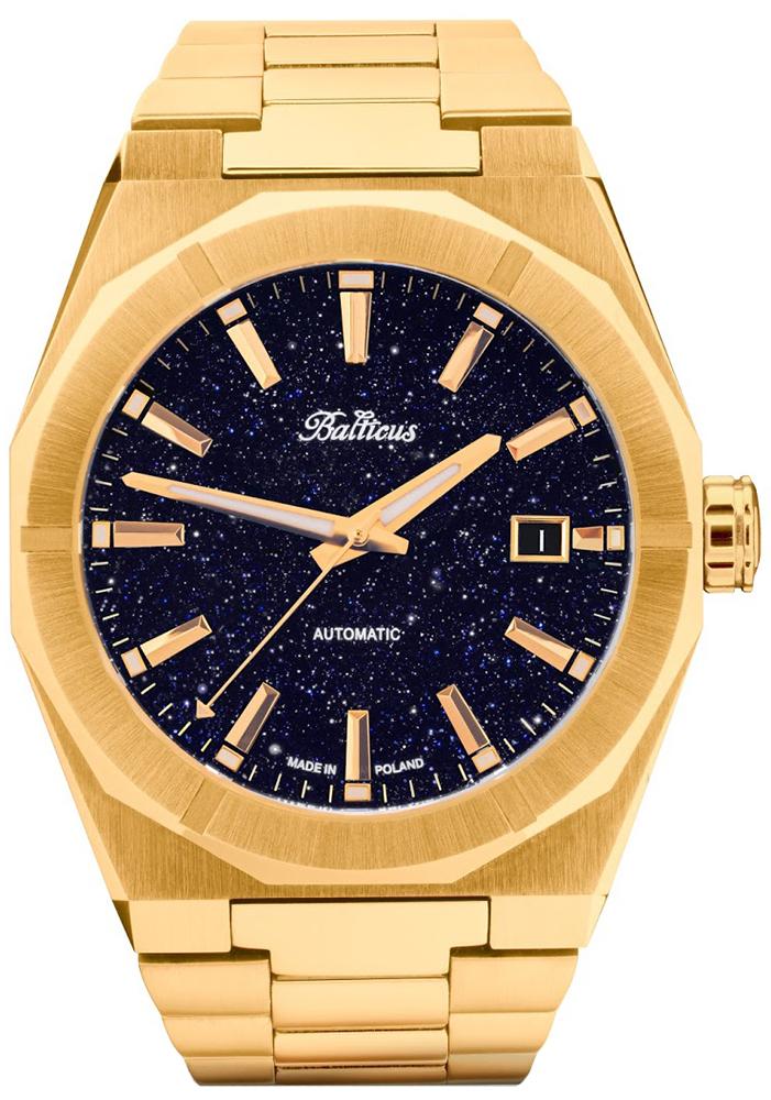 Balticus BLT-BALSDBADG - zegarek męski