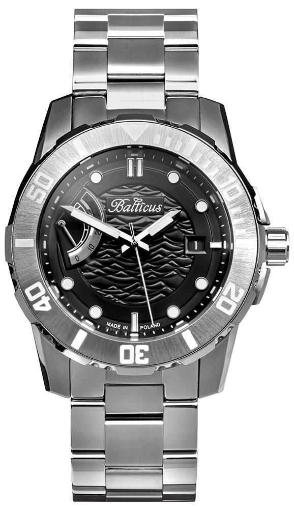 Balticus BLT-BTAFBL - zegarek męski