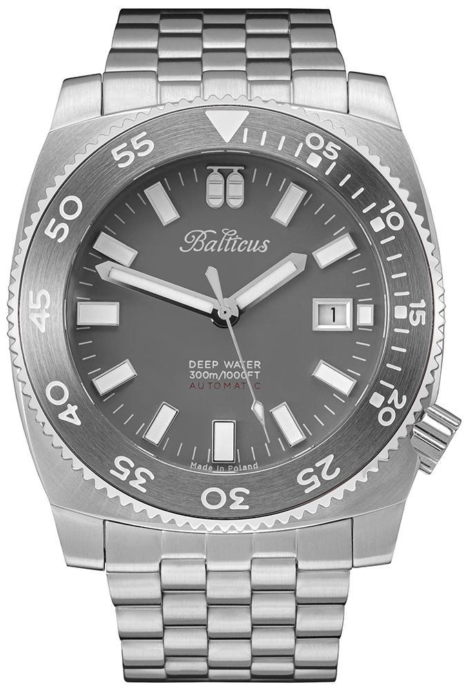 Balticus BLT-DW-GR - zegarek męski
