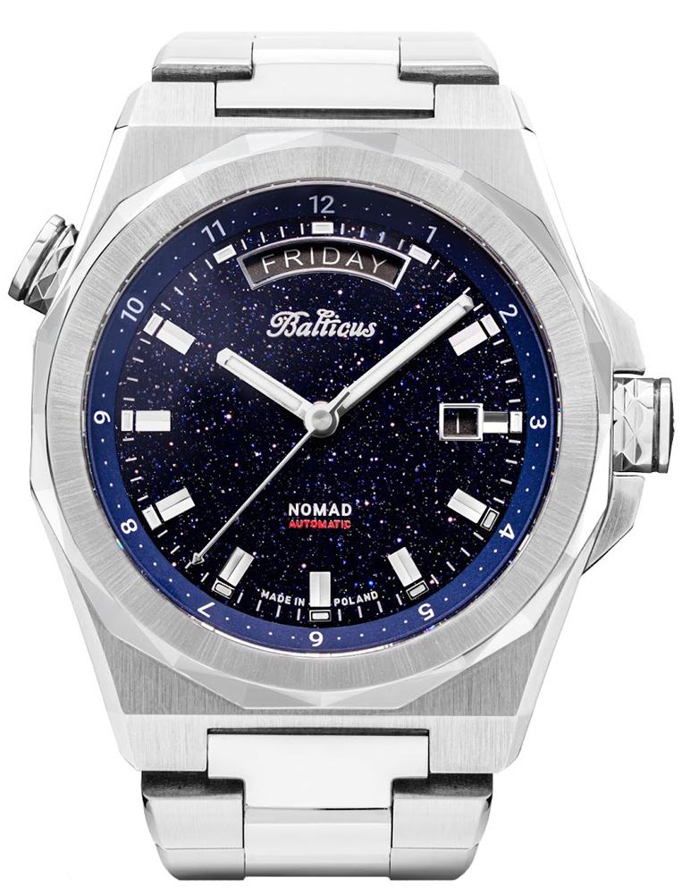 Balticus BLT-NOMAD - zegarek męski