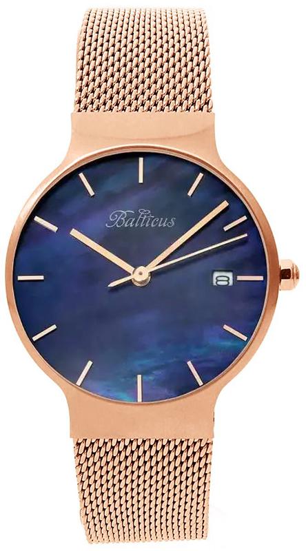 Balticus BLT-SKYRNBL - zegarek damski