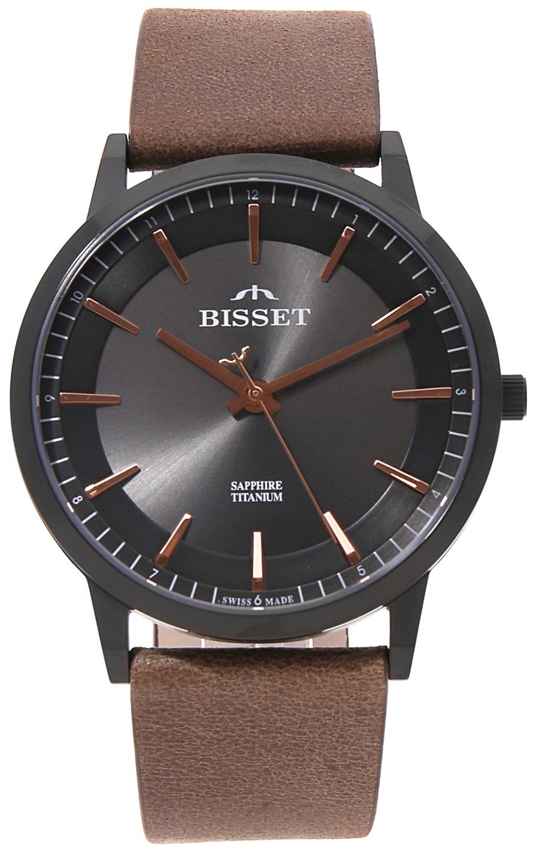 Bisset BSCF25BIVX03BX - zegarek męski