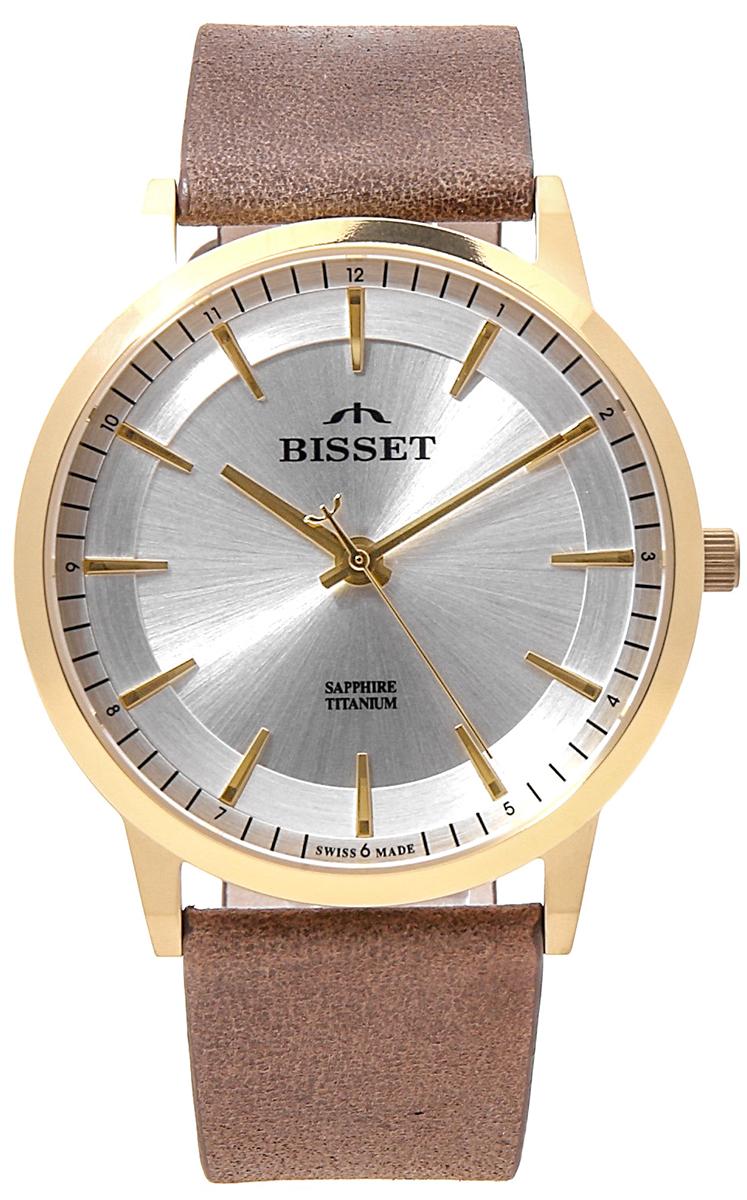 Bisset BSCF25GISX03BX - zegarek męski