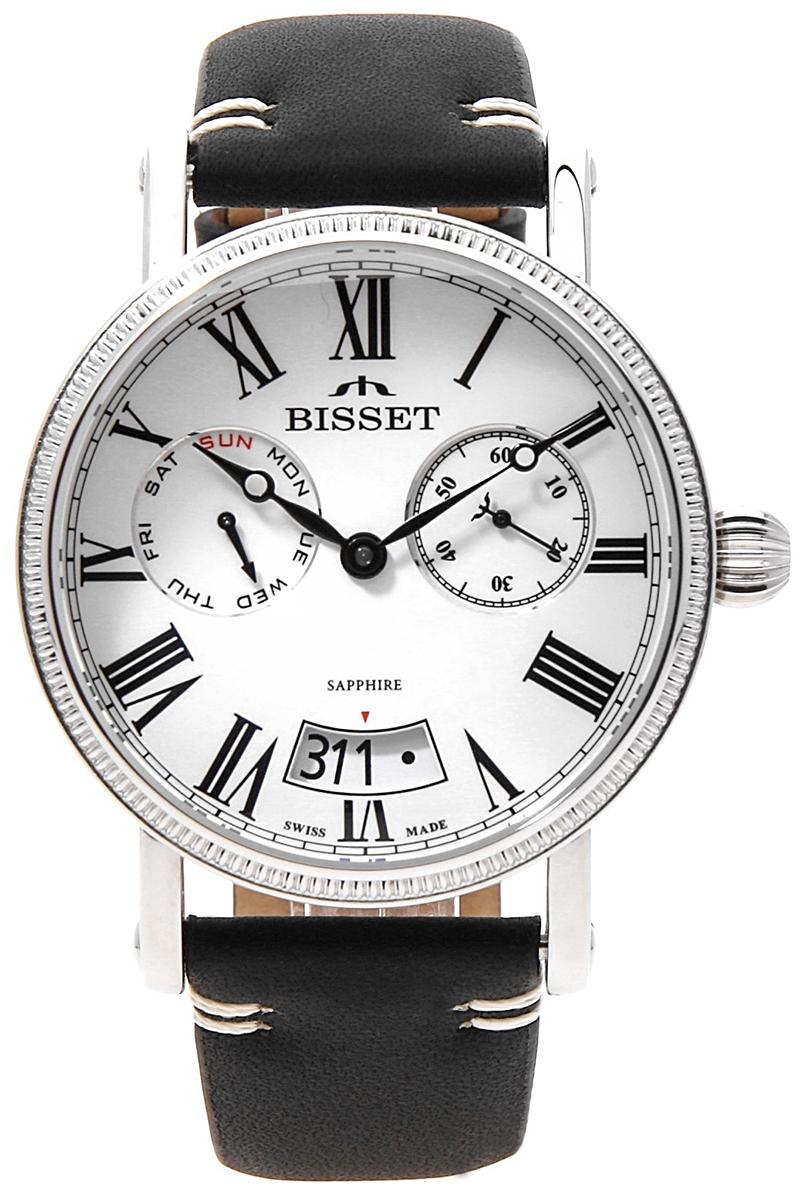 Bisset BSCF36SRWX05AX - zegarek męski