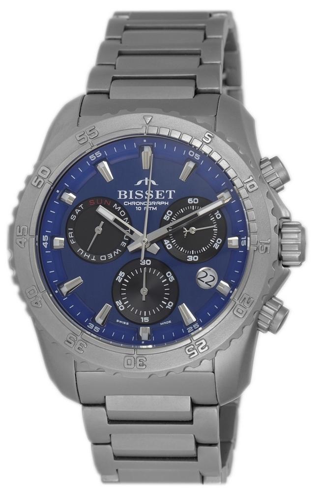 Bisset BSDF16DIDB10AX - zegarek