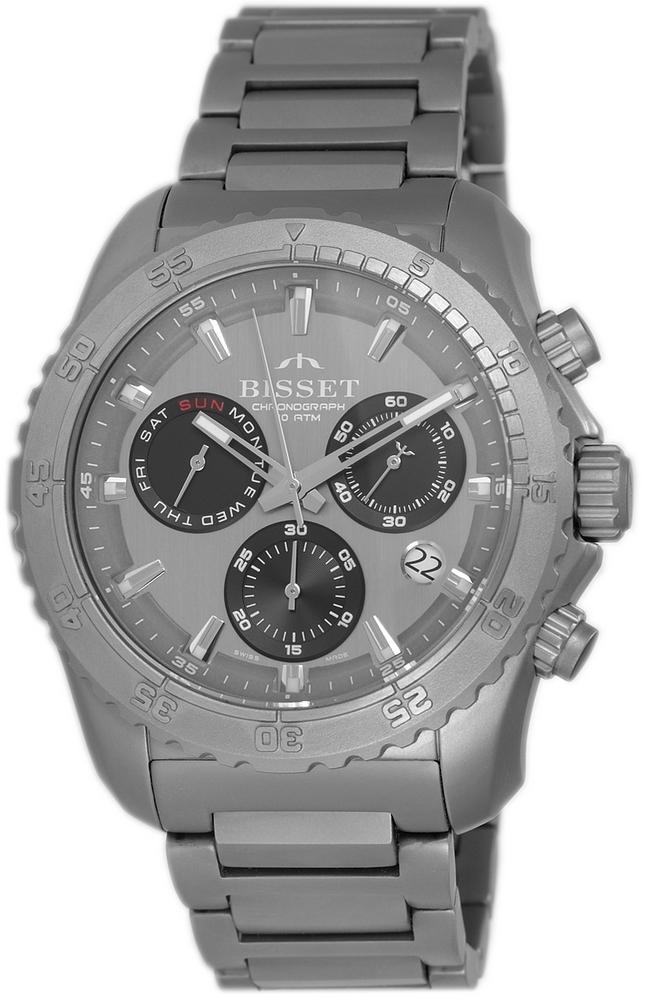Bisset BSDF16DIVB10AX - zegarek