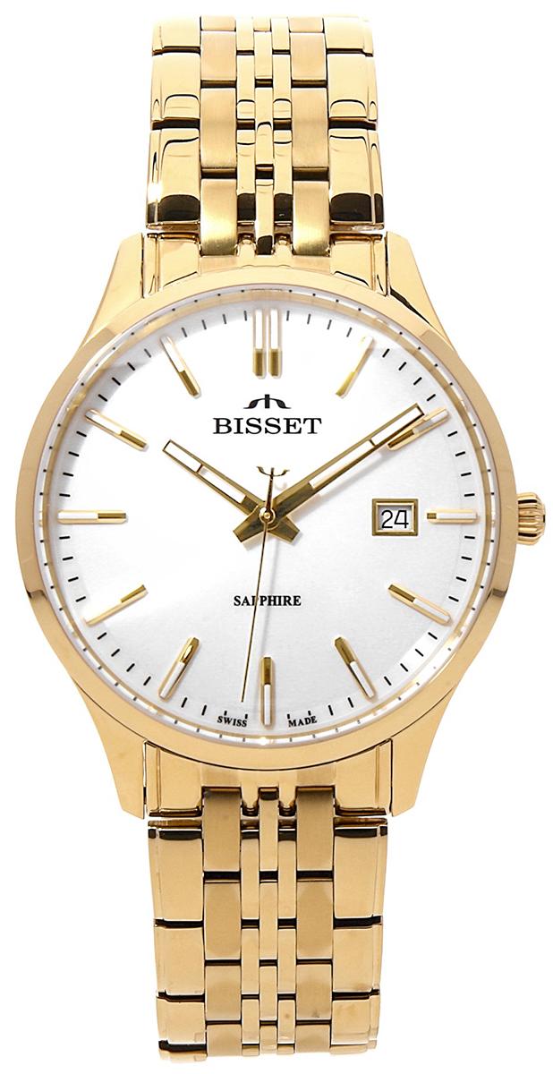 Bisset BSDF38GISX03BX - zegarek męski
