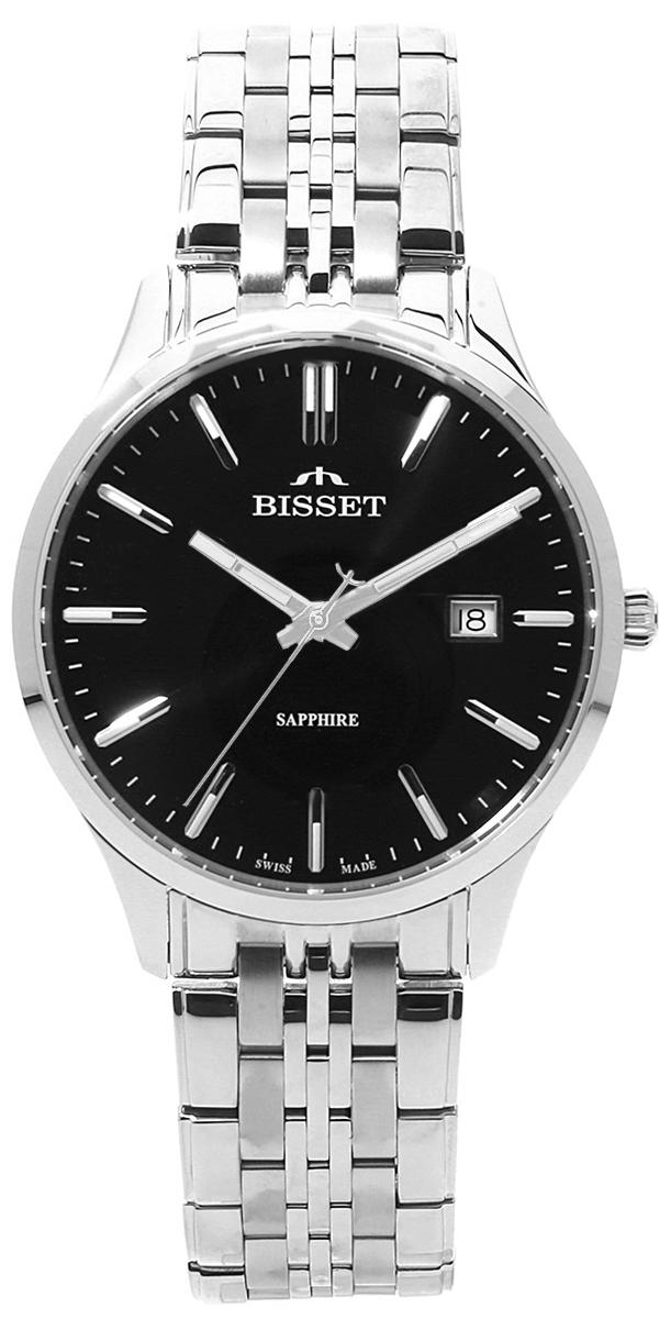 Bisset BSDF38SIBX03BX - zegarek męski
