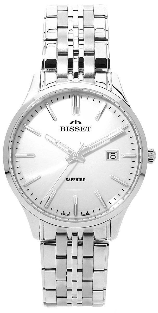 Bisset BSDF38SISX03BX - zegarek męski