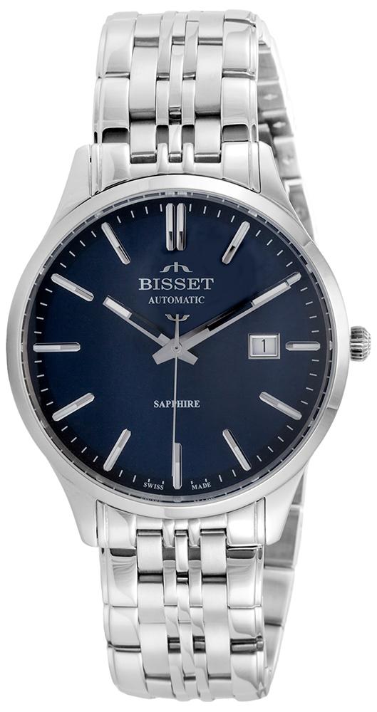 Bisset BSMF37SIDX03BX - zegarek męski