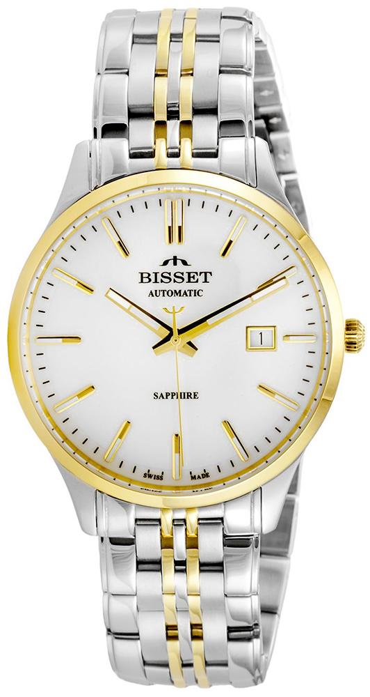 Bisset BSMF37TISX03BX - zegarek męski