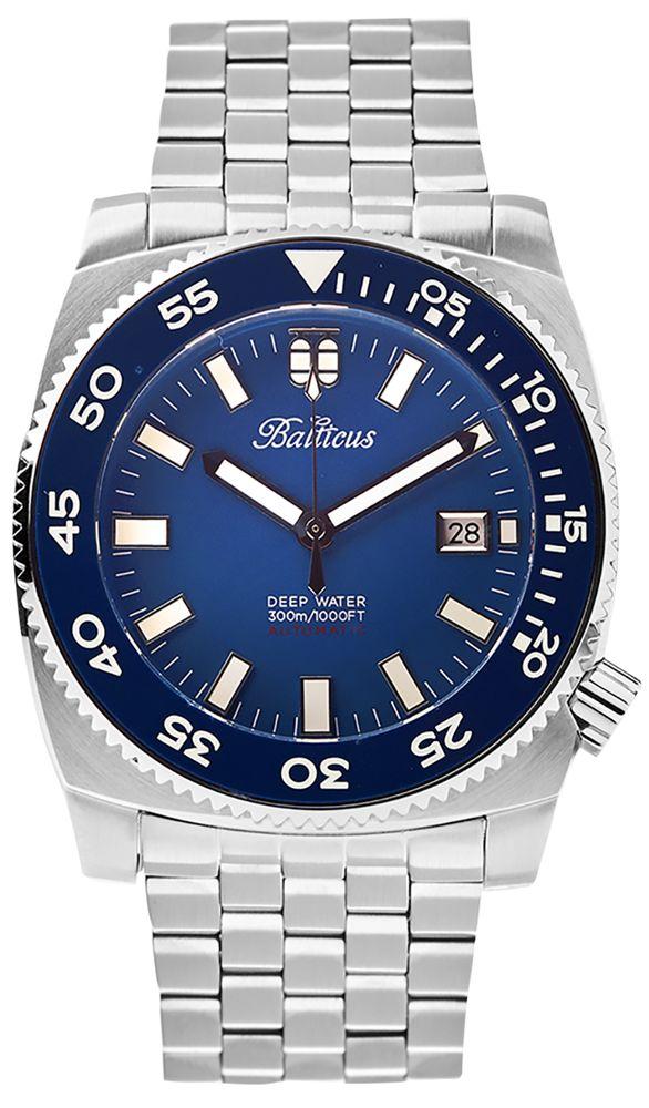 Balticus BLT-DW-BL - zegarek męski