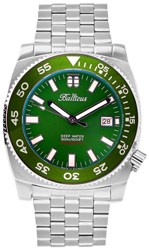 Balticus BLT-DW-GRN - zegarek męski