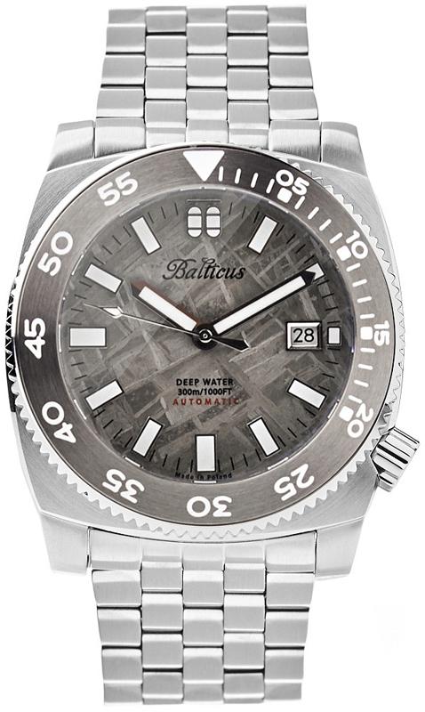 Balticus BLT-DW-M-GR - zegarek męski