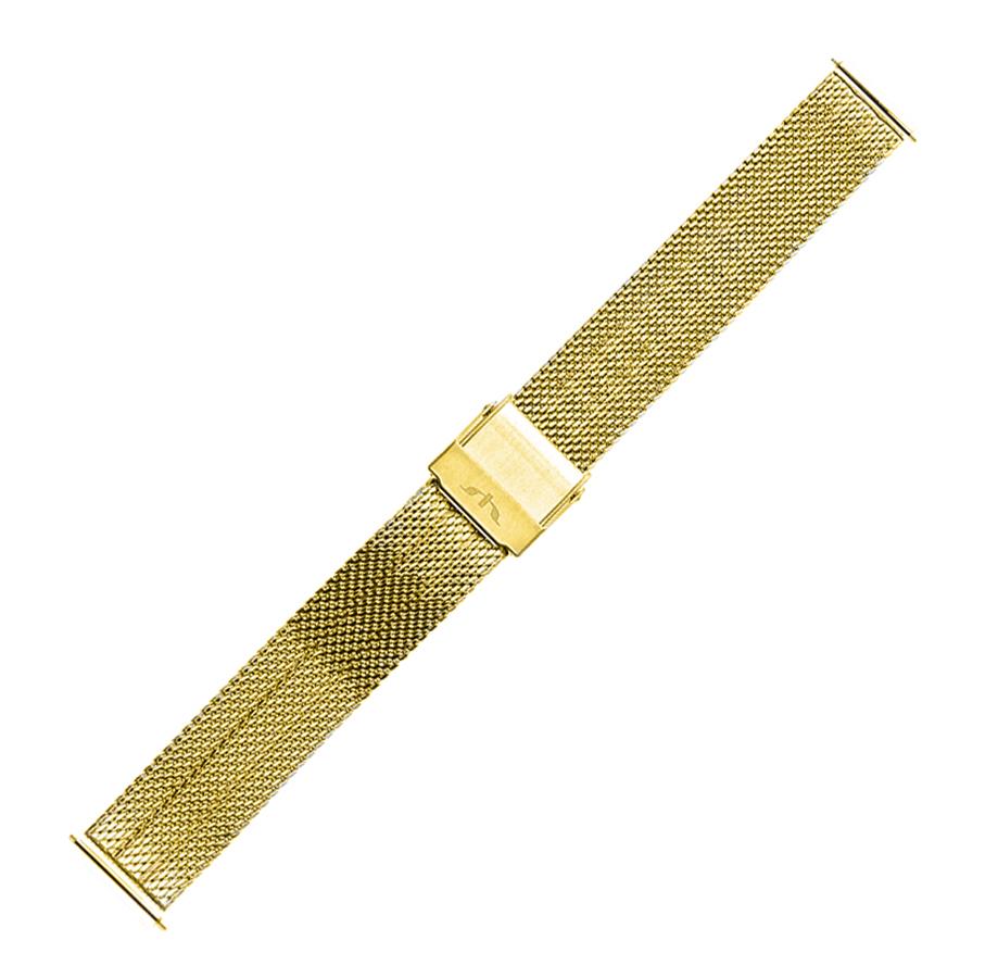 Bisset BM-103-16-GOLD - bransoleta do zegarka