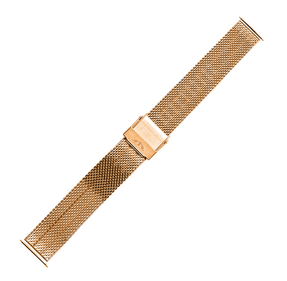 Bisset BM-103-16-ROSE - bransoleta do zegarka