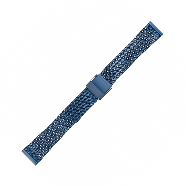 Bisset BM-104-16-BLUE - bransoleta do zegarka