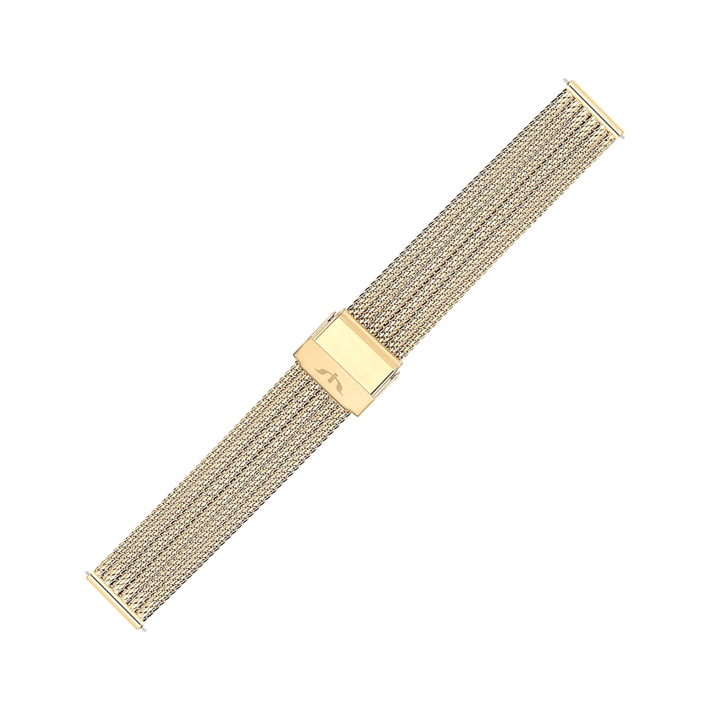 Bisset BM-105-18-GOLD - bransoleta do zegarka