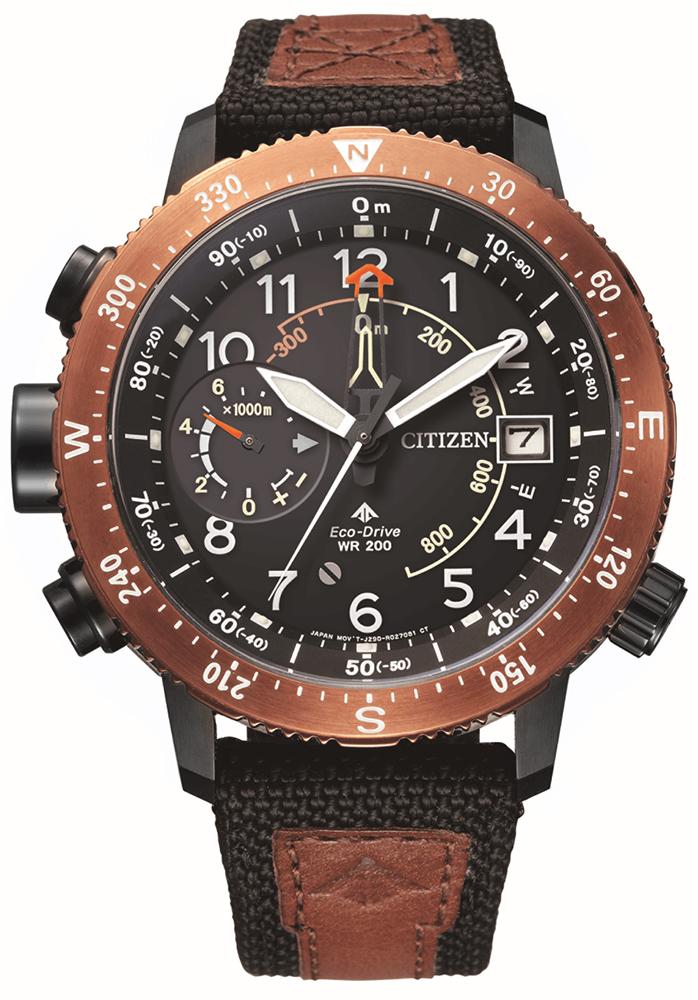Citizen BN4049-11E - zegarek męski