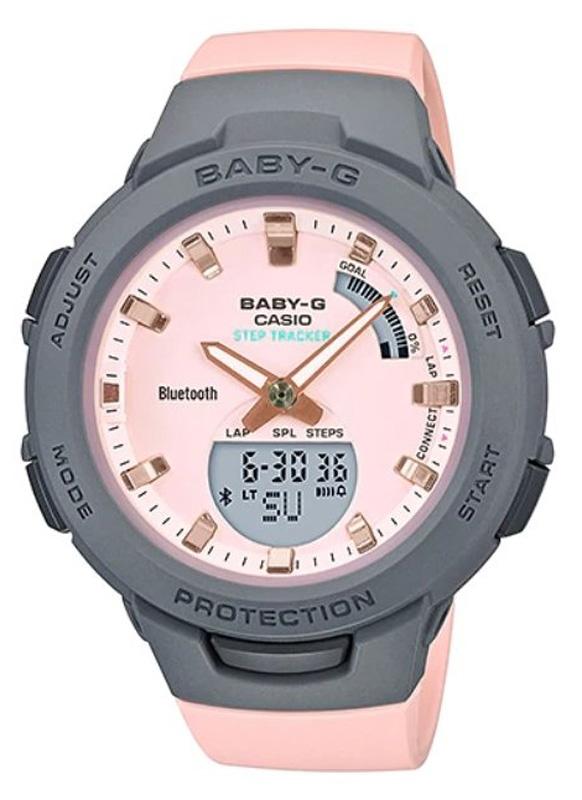 Casio Baby-G BSA-B100MC-4AER - zegarek damski