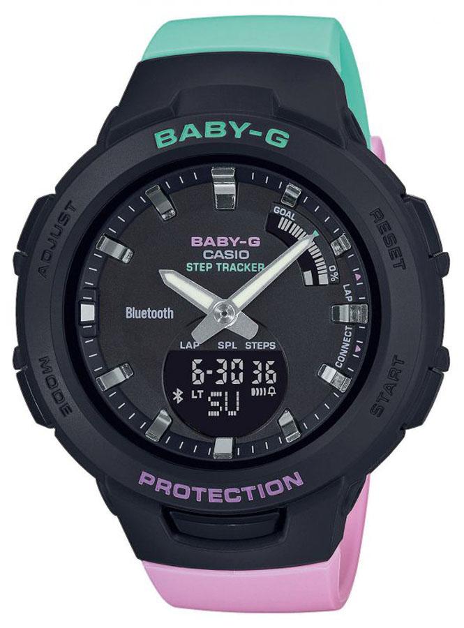 Baby-G BSA-B100MT-1AER - zegarek damski