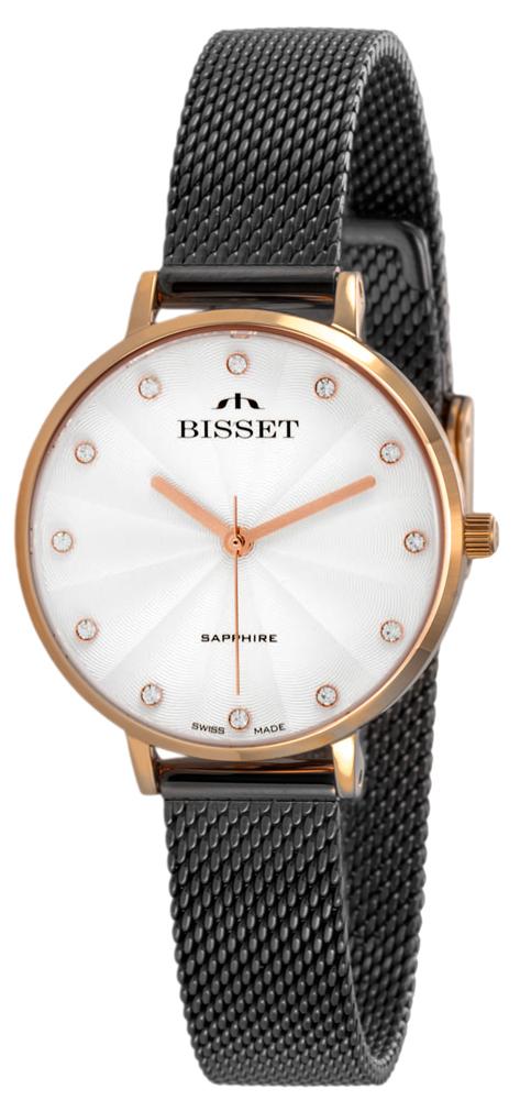 Bisset BSAF29RISX03BX - zegarek damski