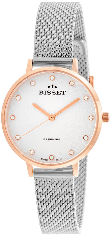 Bisset BSBF30RISX03B1 - zegarek damski