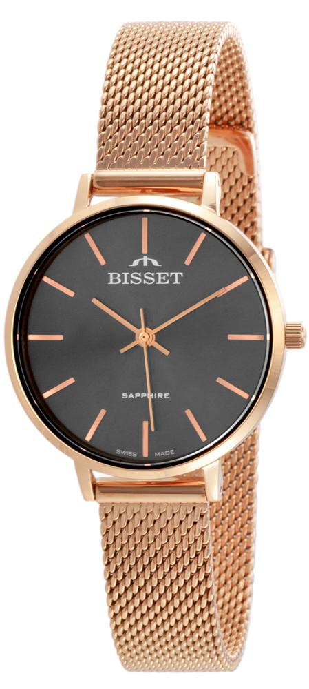 Bisset BSBF30RIVX03BX - zegarek damski