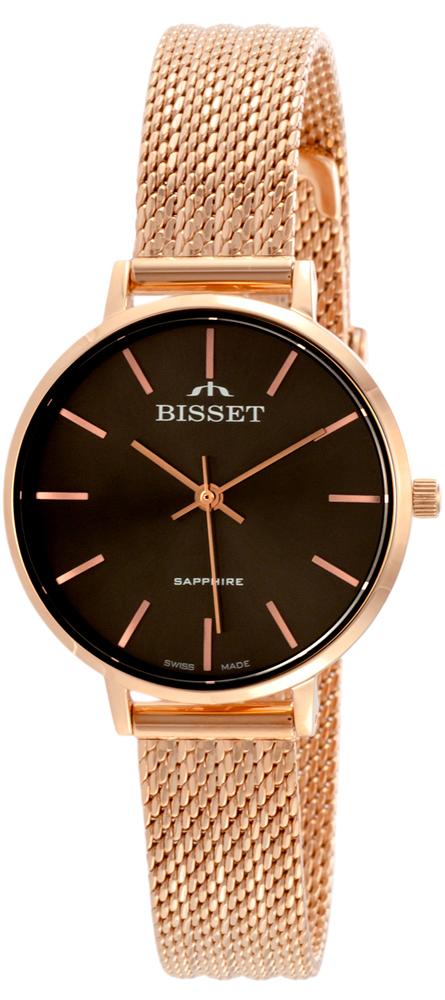 Bisset BSBF30RIYX03BX - zegarek damski