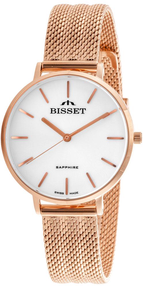 Bisset BSBF32RISX03BX - zegarek damski